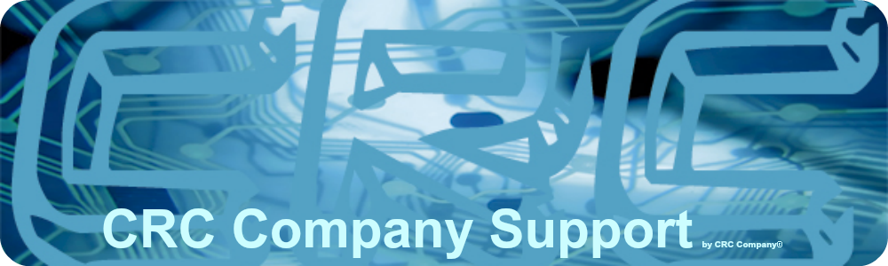 CRC Company Support