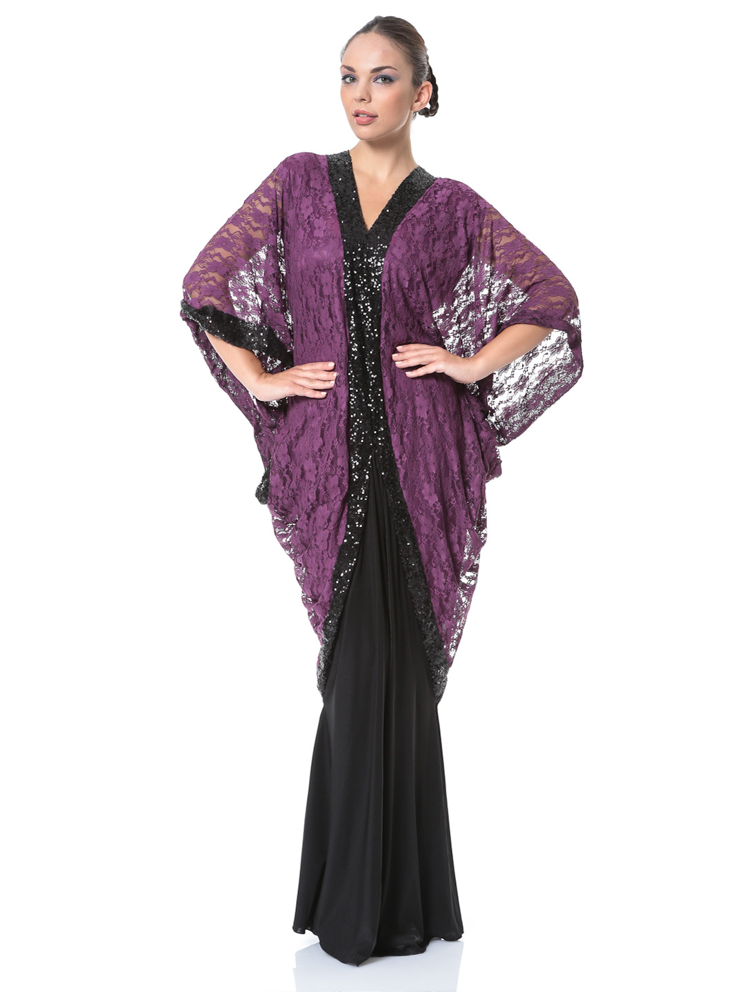 Latest Abaya Fashion in Dubai