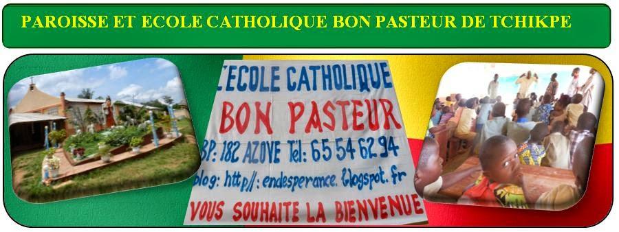 ETABLISSEMENT NOTRE DAME DE L'ESPERANCE DE KLOUEKANME - BENIN -