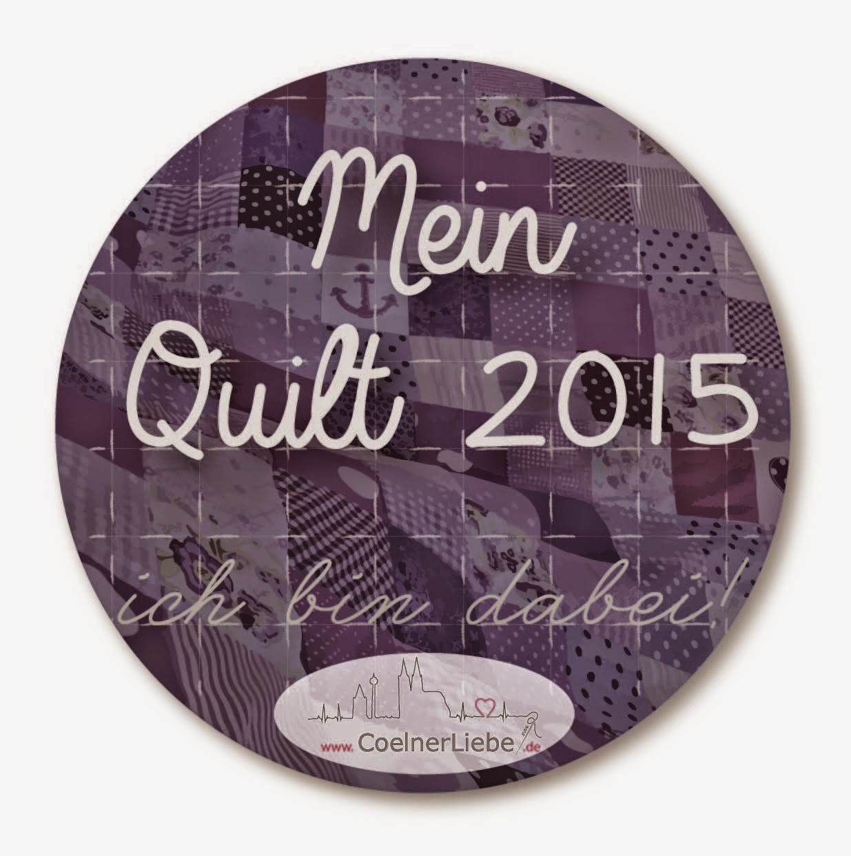 """mein quilt  2015"" - linkparty"