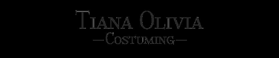 Tiana Olivia Costuming