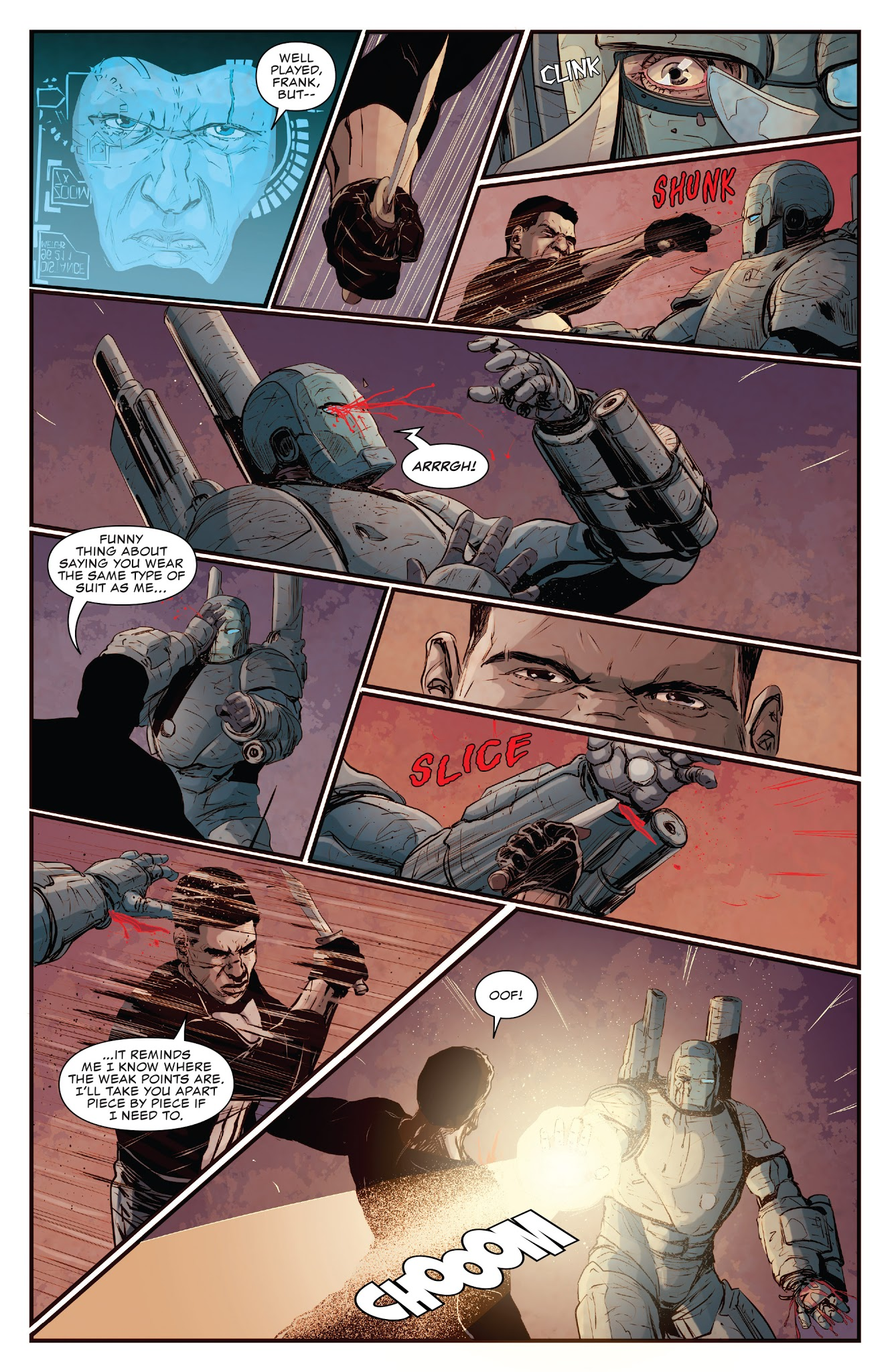 The Punisher (2016) chap 223 pic 15