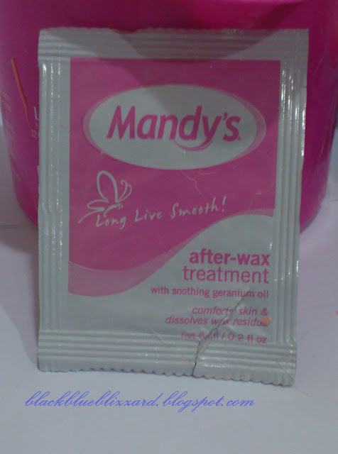 mandy's faboulous film wax, waxing, legs& body, armpit wax, jakarta, indonesia, wax at home