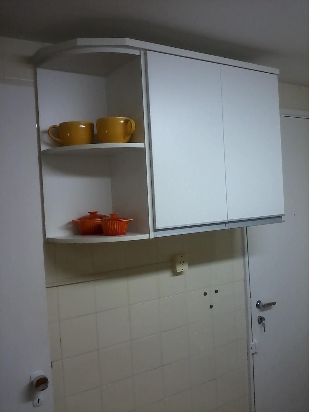 cozinha não foi alterada em nada para receber o projeto  #5F452F 1200 1600