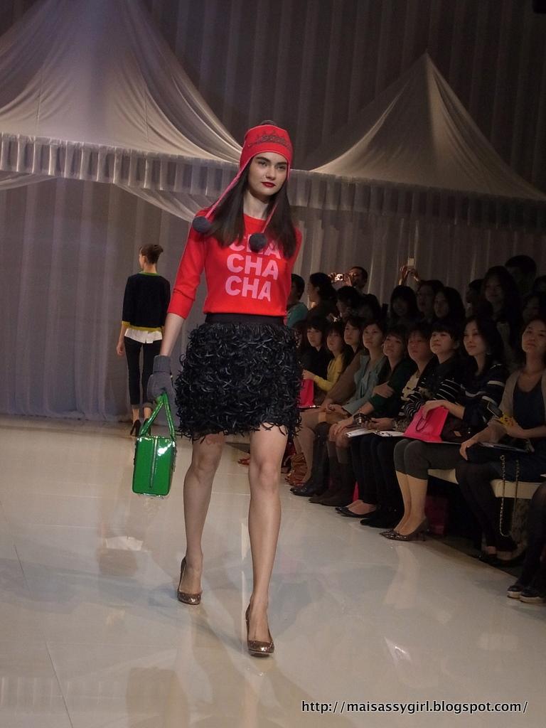 Spur Fashion Show