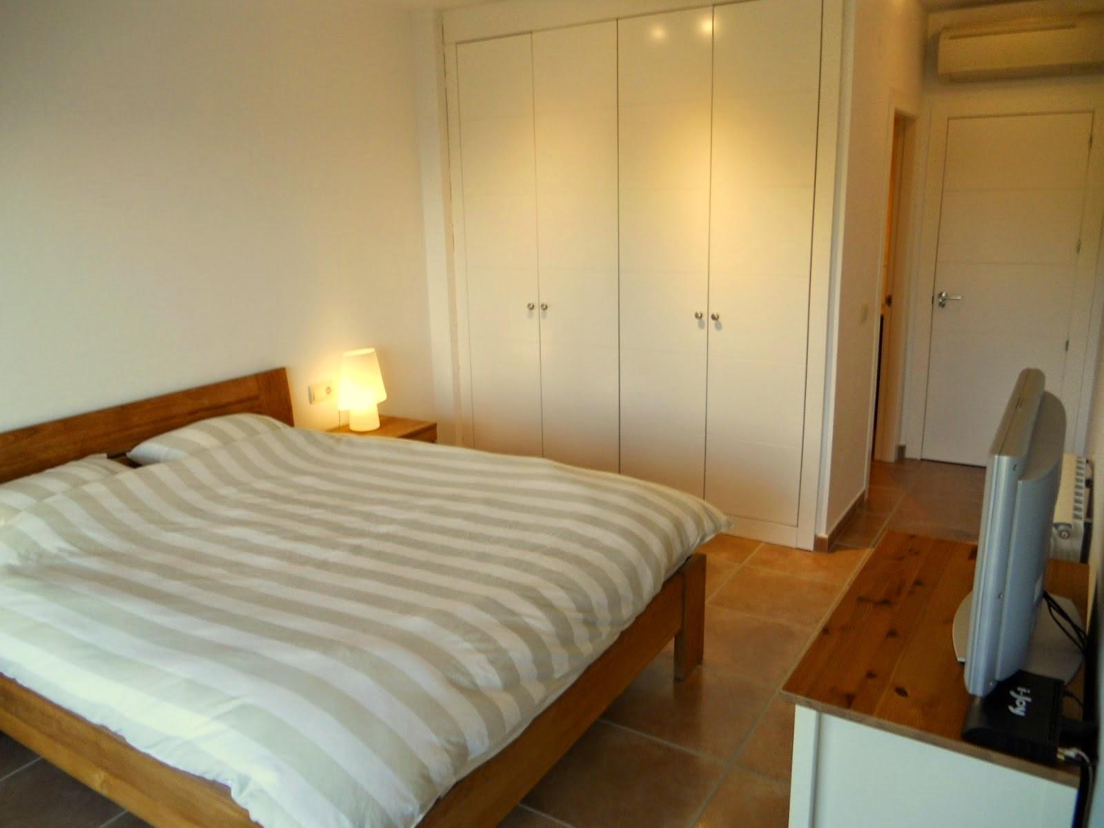 Geniet van uw vakantie in het Spaanse Altea : Slaapkamers en badkamers