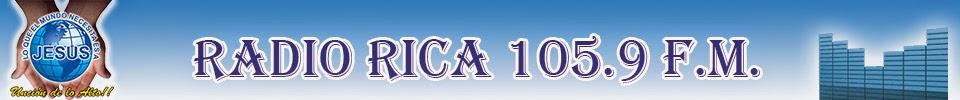 Radio Rica 105.9 FM Managua, Nicaragua