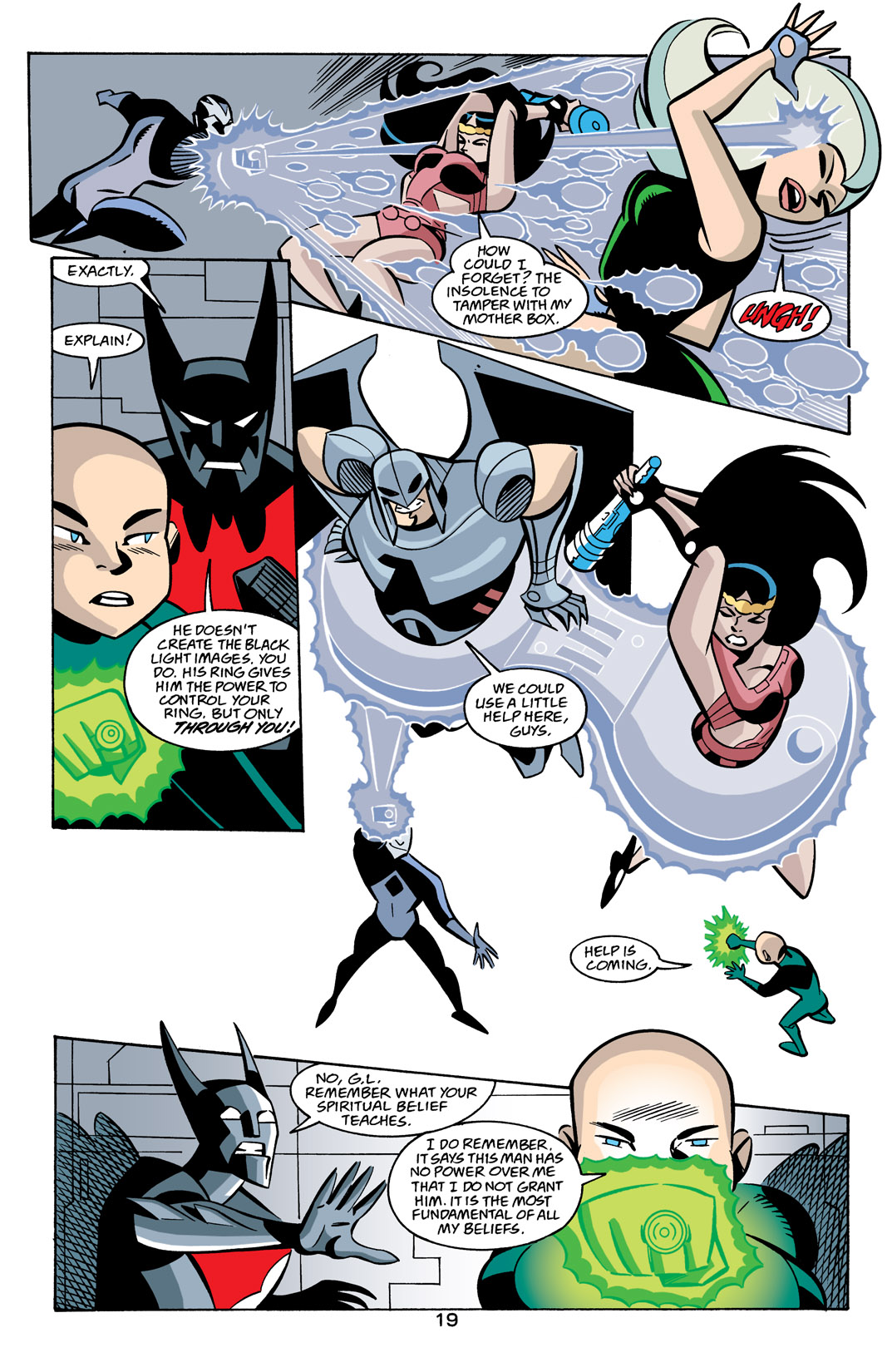 Batman Beyond [II] Issue #22 #22 - English 20