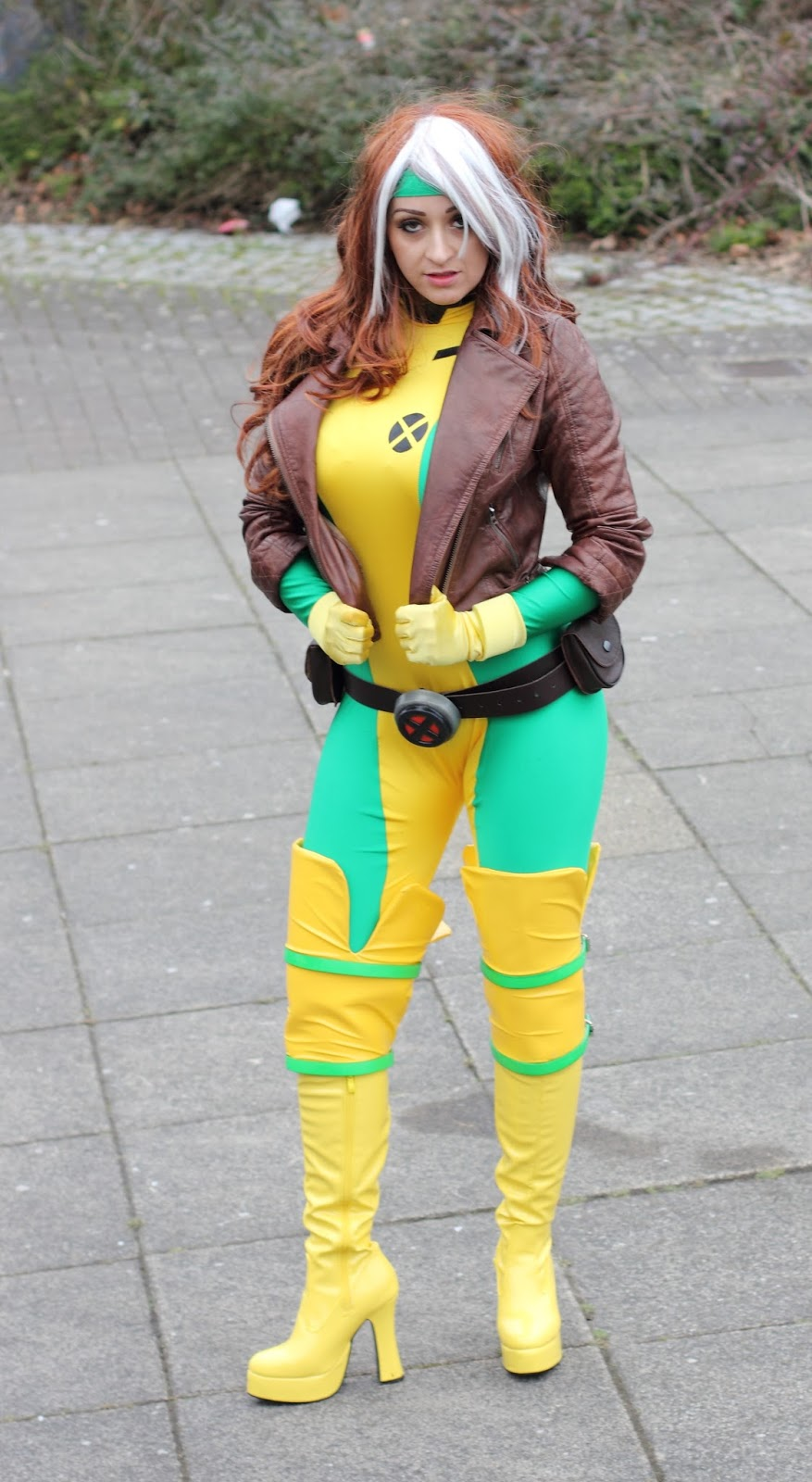 13 X Men Rogue Cosplay Costume Designs Creative Cosplay Designs