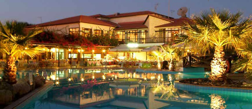 Kermia Beach Bungalow Hotel, Ayia Napa, Cyprus
