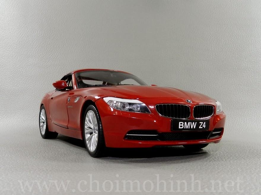BMW Z4 sDrive35i (E89) 1:18 Kyosho front