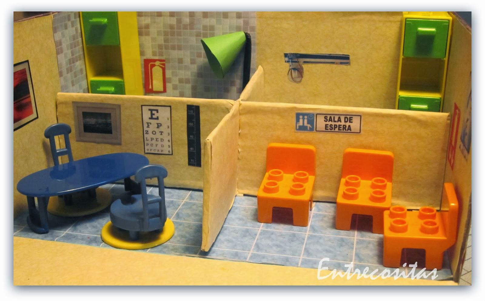 Un hospital hecho de cart n - Proyectos para construir una casa ...