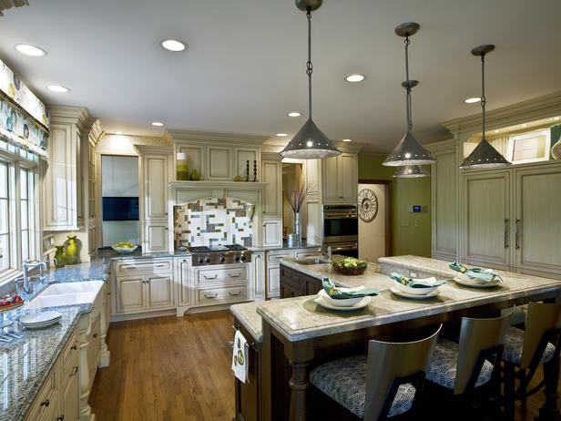 New Kitchen Lighting Design Ideas 2012 From HGTV | Modern Funiture ...