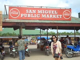 public market in Guimaras