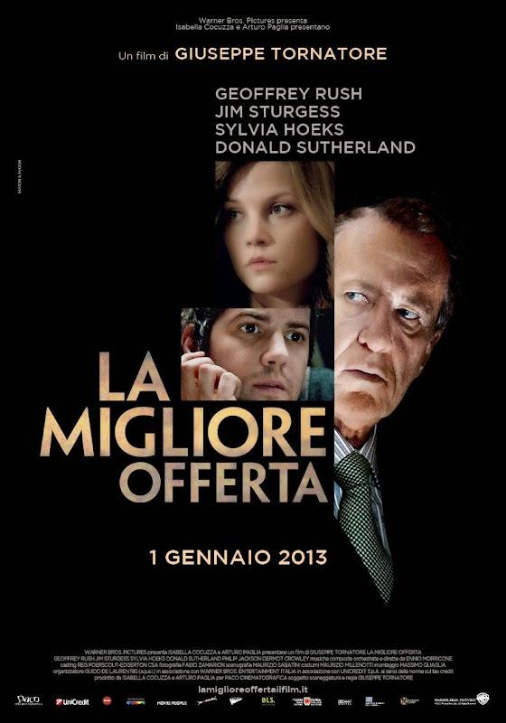 La Migliore Offerta [2013] [DVDRip] [Latino]