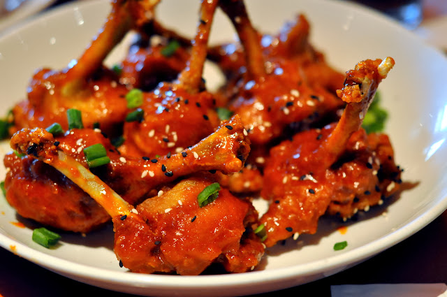 Crispy Korean Chicken Wings - P.F. Chang's - Plymouth Meeting, PA | Taste As You Go