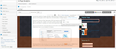 GA browser size