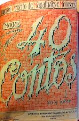 Quarenta Contos - Narrativas Breves - 1924