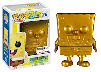 Funko Pop! SpongeBob SquarePants GOLDEN
