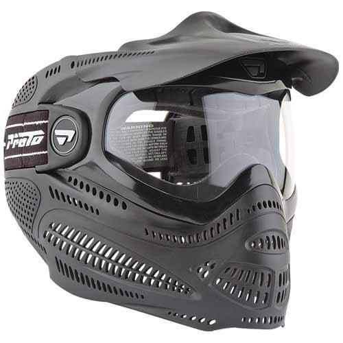 Пейнтбольная маска Proto Switch EL Thermal.