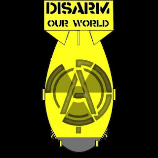 DISARM OUR WORLD