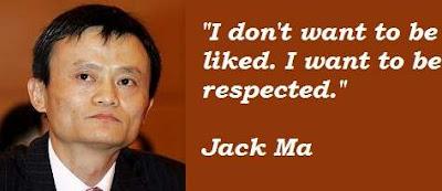 Belajar dari Jack Ma Pelaku usaha kecil menengah