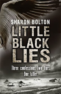 Little Black Lies, Sharon Bolton