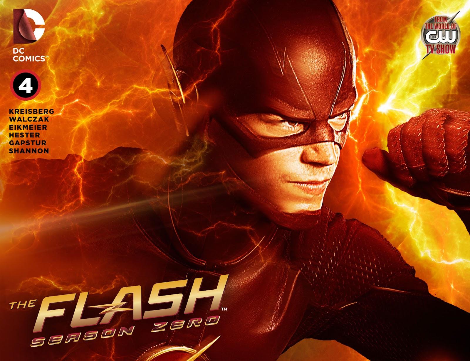 The Flash: Season Zero [I] Issue #4 #4 - English 1