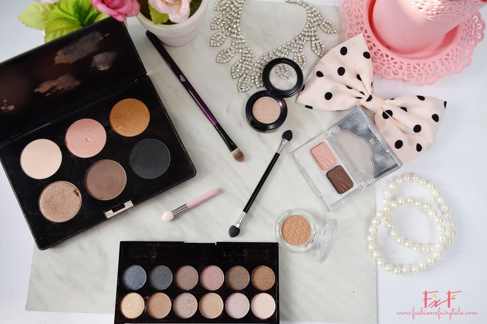 5 Everyday Eyeshadows