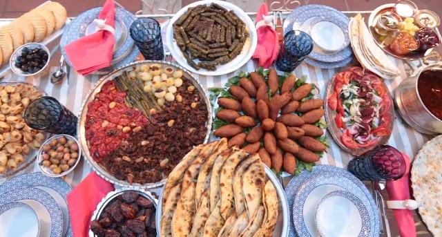 Maraş yöresinden yemek tarifleri