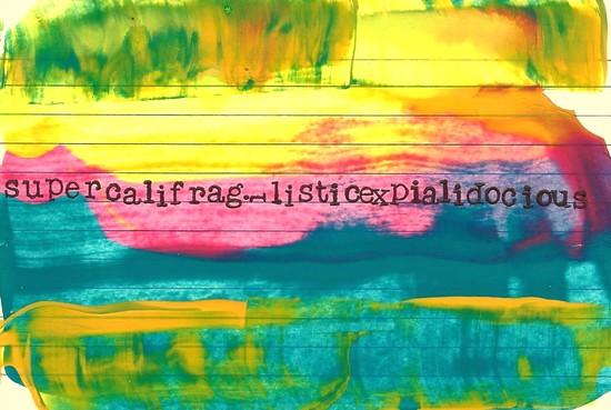 Whoopidooings: Carmen Wing: ICAD week 2 - Supercalifragilisticexpialidocious