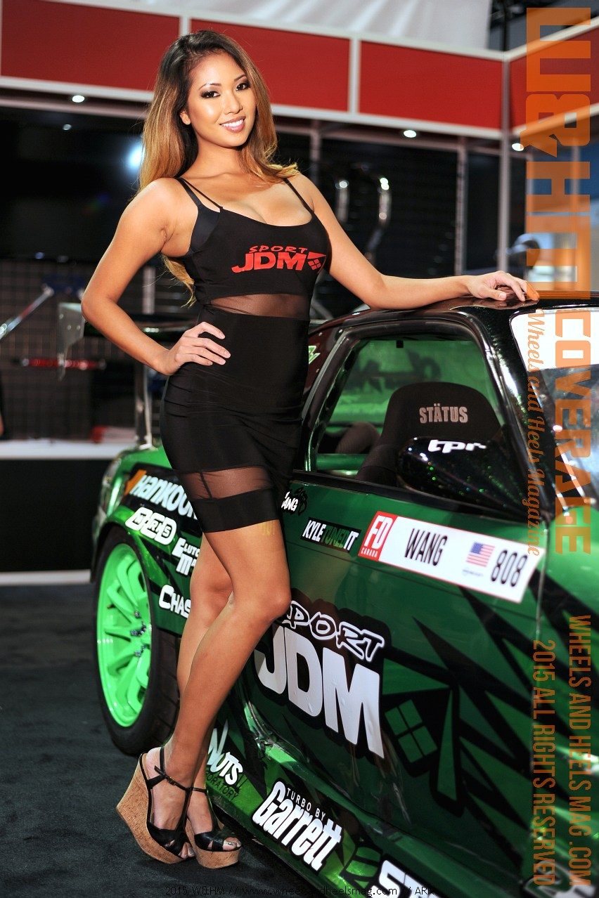 W&HM / Wheels And Heels Magazine: Another Big Highlight