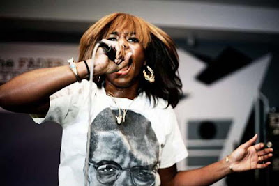 Santigold - Big Mouth Lyrics