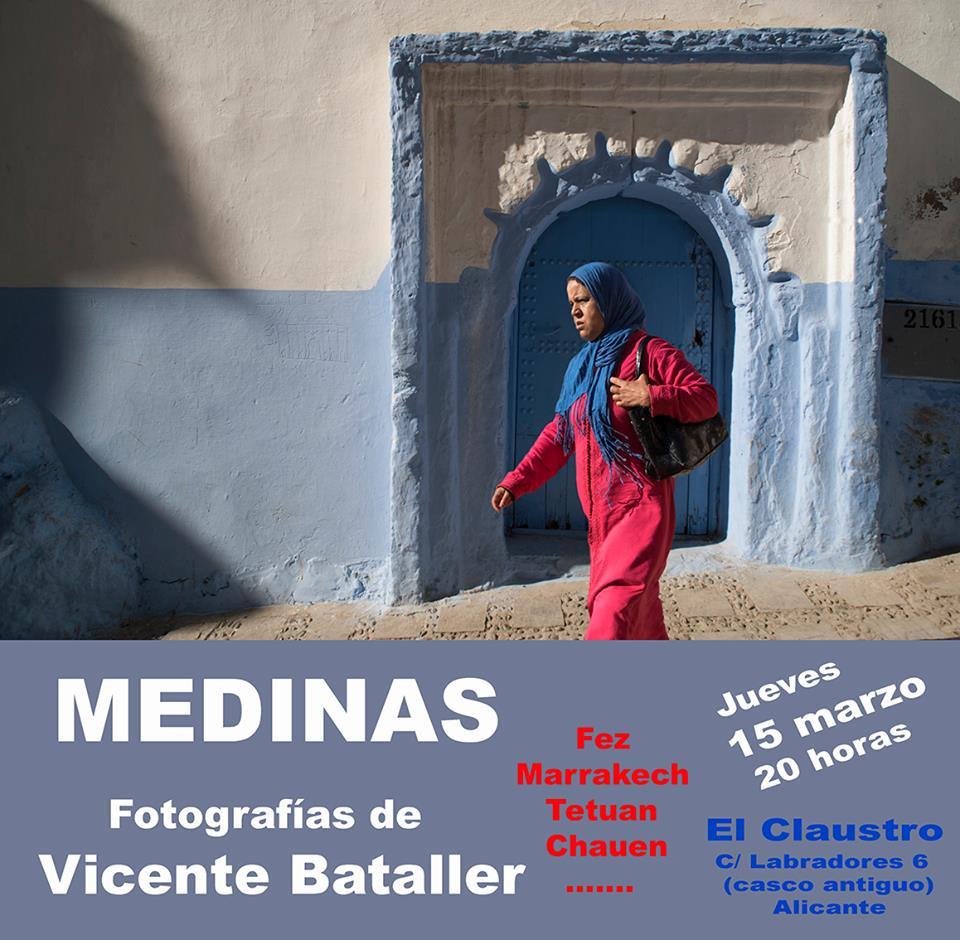 """VICENTE BATALLER EN """"EL CLAUSTRO"""""""