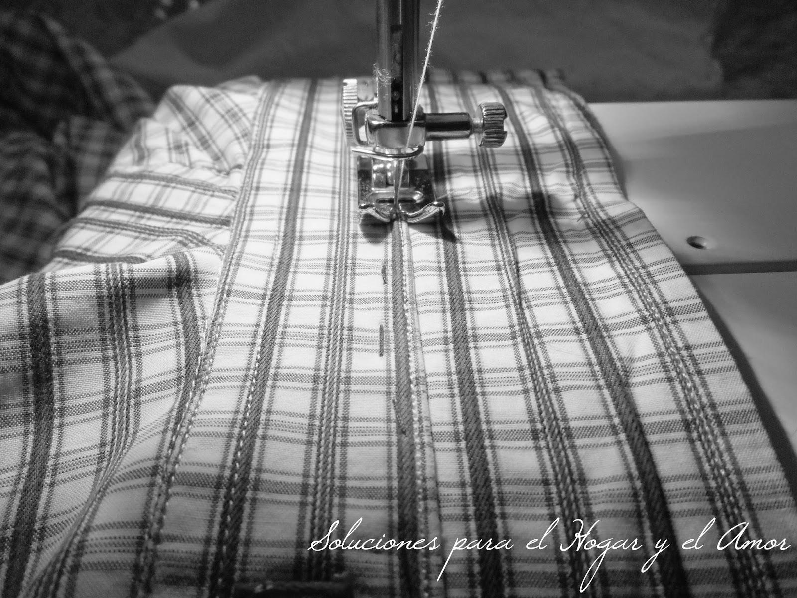 Como Reparar Cuellos Desgastados de Camisas