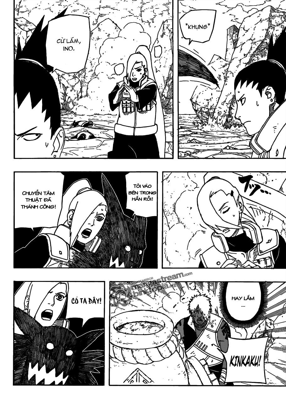Naruto chap 529 Trang 16 - Mangak.info