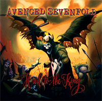 avenged sevenfold-hail to the king (2013)