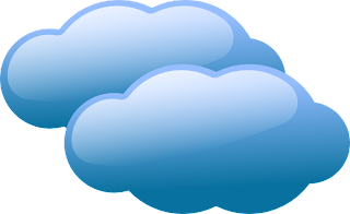 Dibujos de Nubes