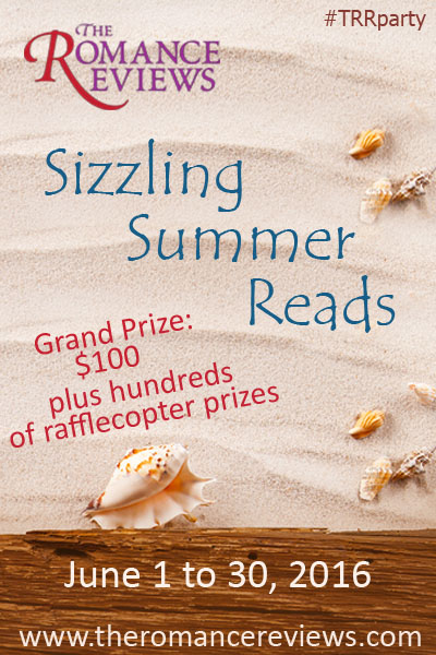 The Romance Reviews' Sizzling Summer Reads