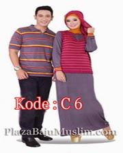 baju-couple-muslim-kode C6