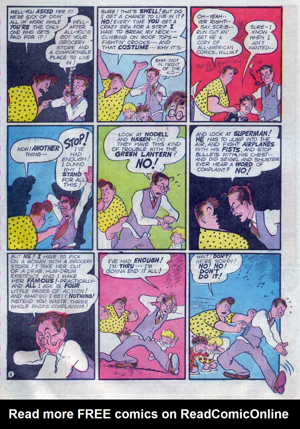 Read online All-American Comics (1939) comic -  Issue #45 - 49