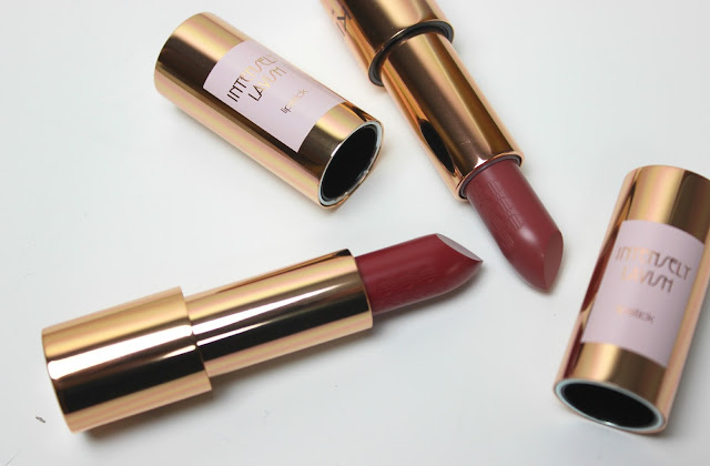 A KIKO Intensely Lavish Lipsticks review