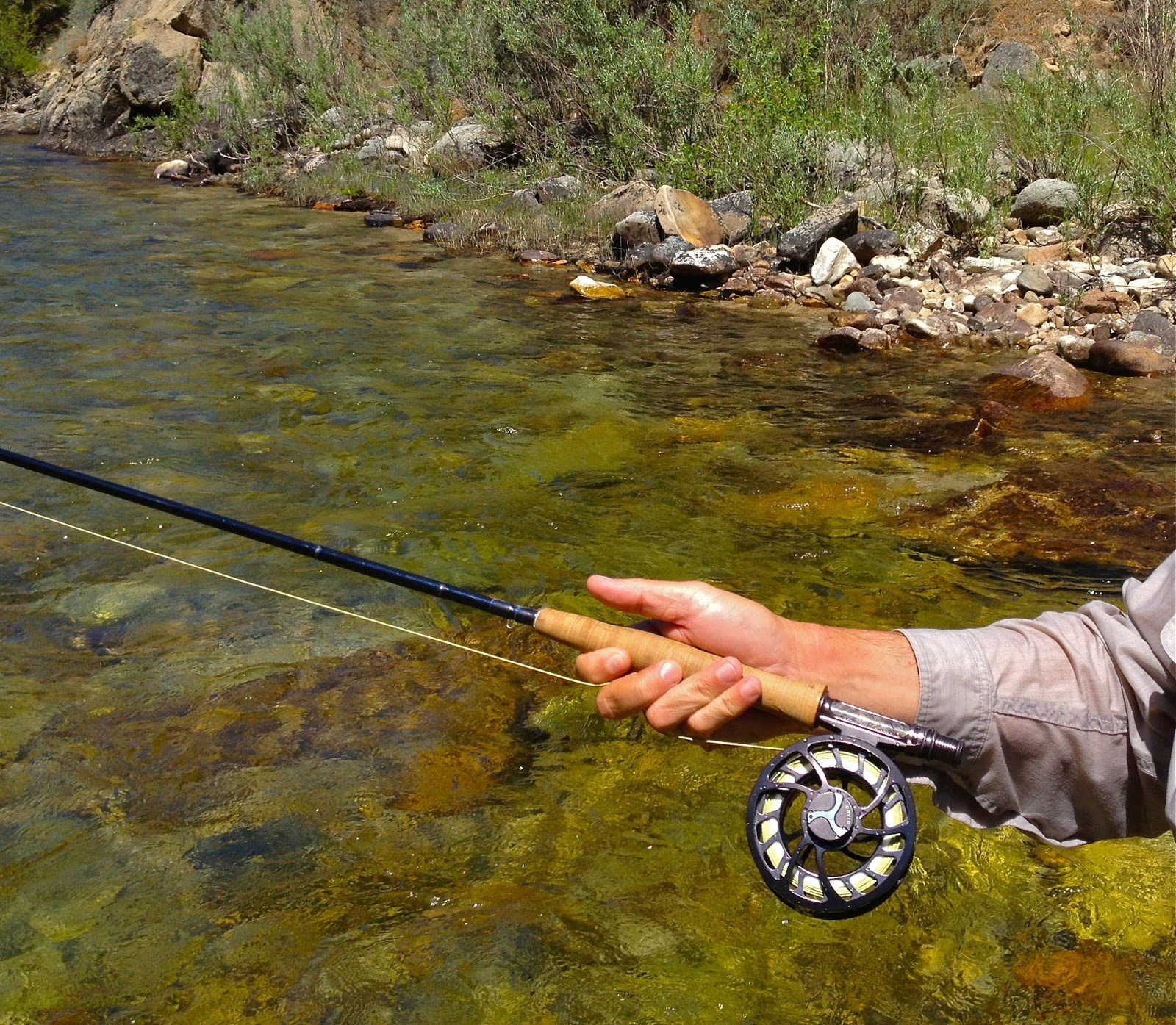 Erik S Fly Fishing Blog Fly Fishing With Hank Patterson
