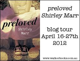 Preloved Blog Tour April 2012