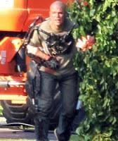 Matt Damon em Elysium