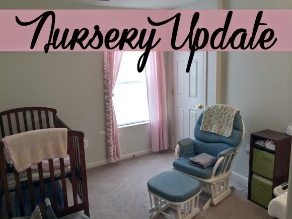 Nursery Update! — A Modern Mrs.
