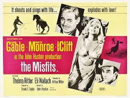 THE MISFITS (1961)