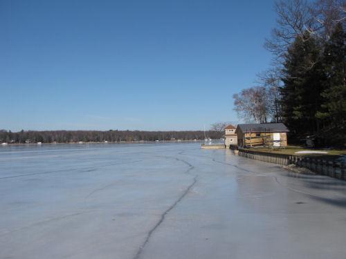 Upper Hamlin Lake