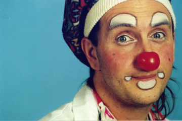 clown Fischietto