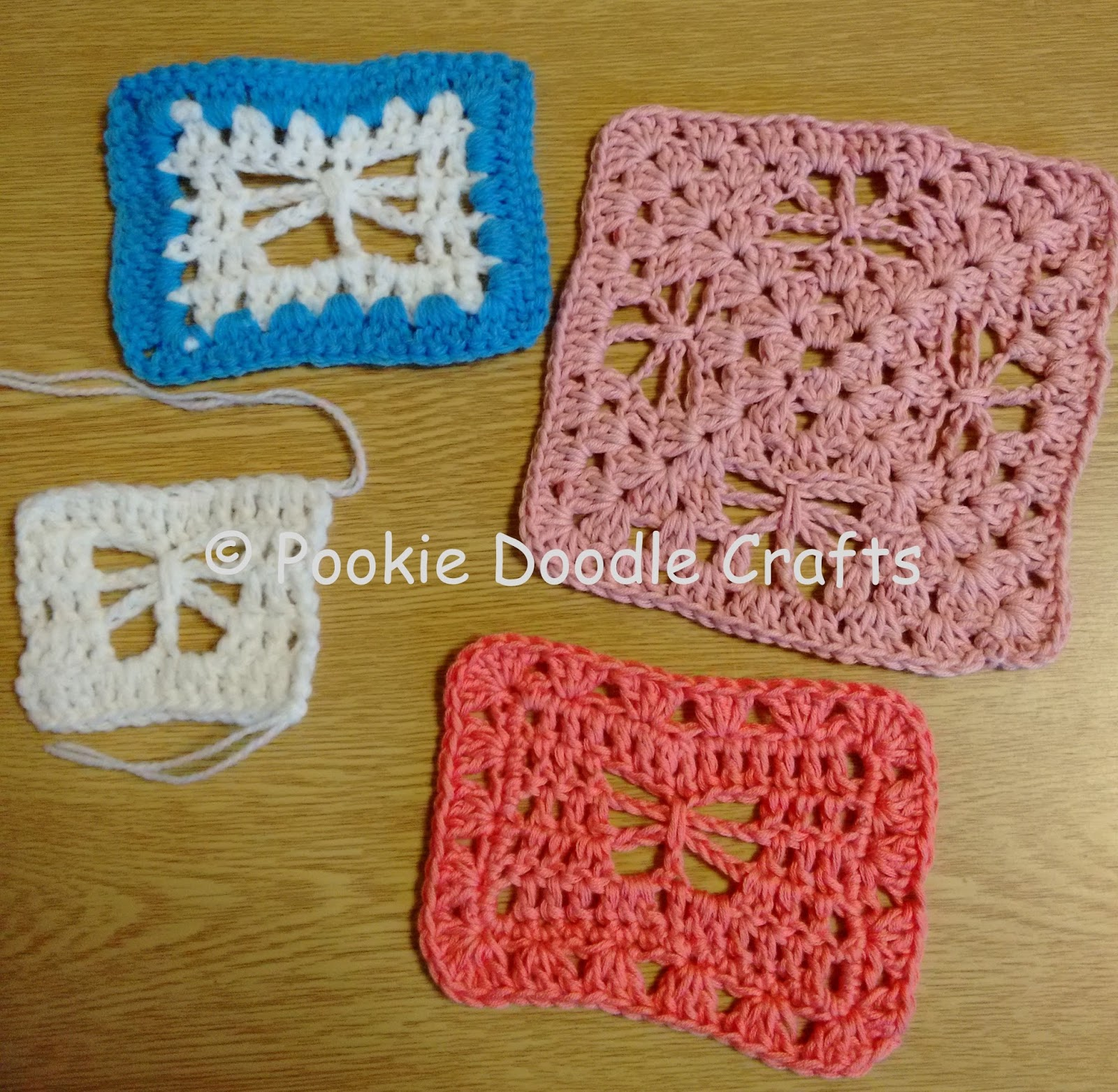 Pookie doodle crafts butterfly stitch crochet tutorial you can also see my video here if you find watching a tutorial easier bankloansurffo Gallery